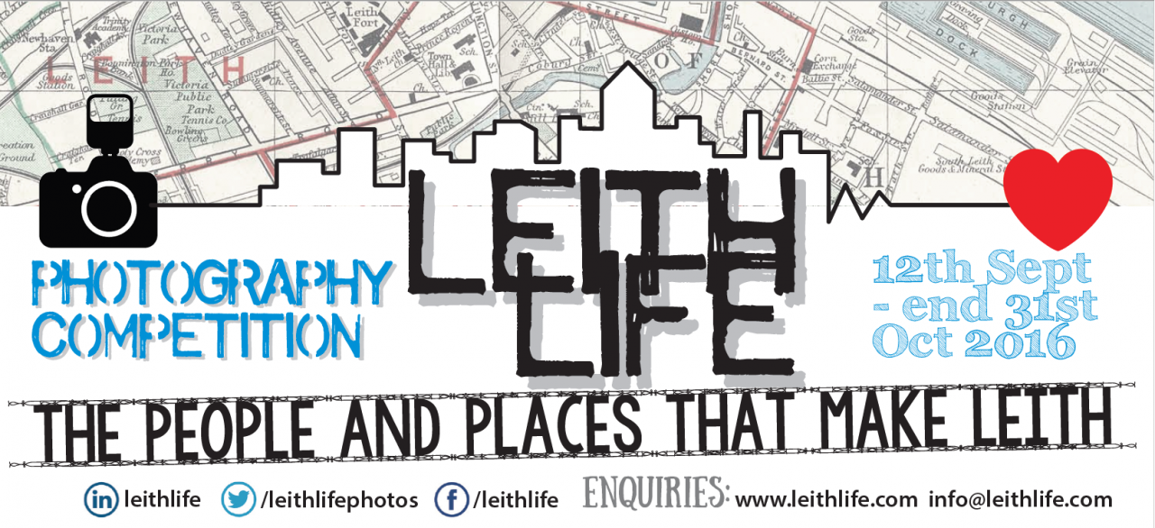 Leith Life Photo Competition